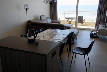 Totaal renovatie  appartement te Res. Goldenbeach 3é verd.    (2019)